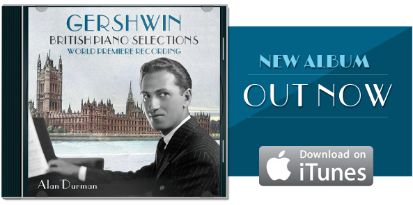 Gershwin British Album Out Now